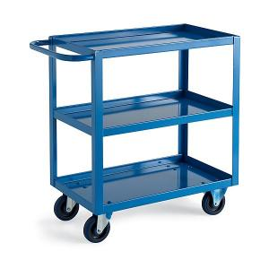 service cartwith shelf